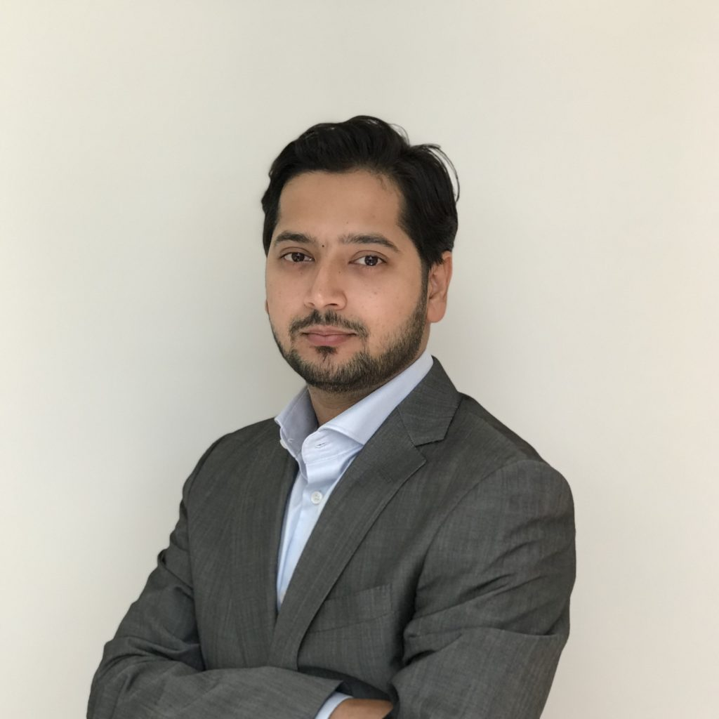 SHAHBAZ AKHTAR - Project Manager